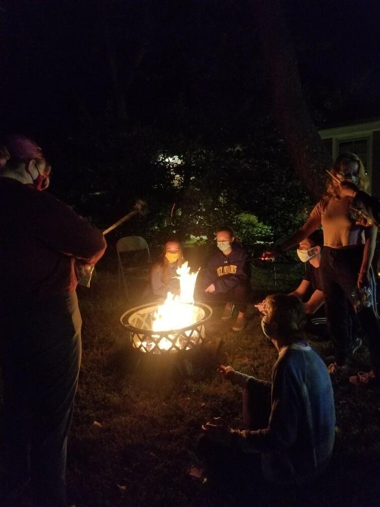 ECM campfire