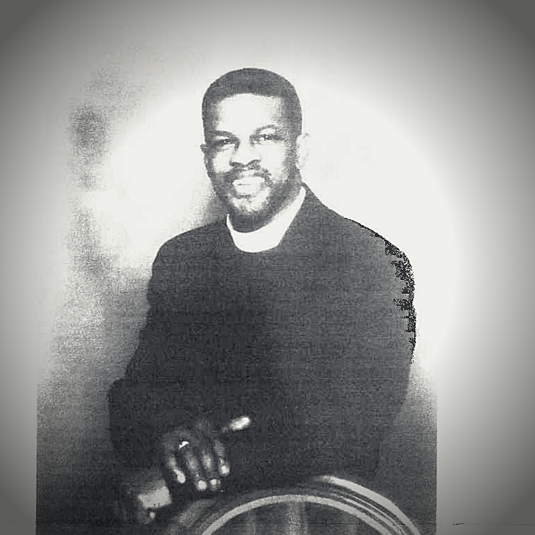 The Reverend Juan George