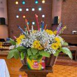 Altar Flowers Sep 2021